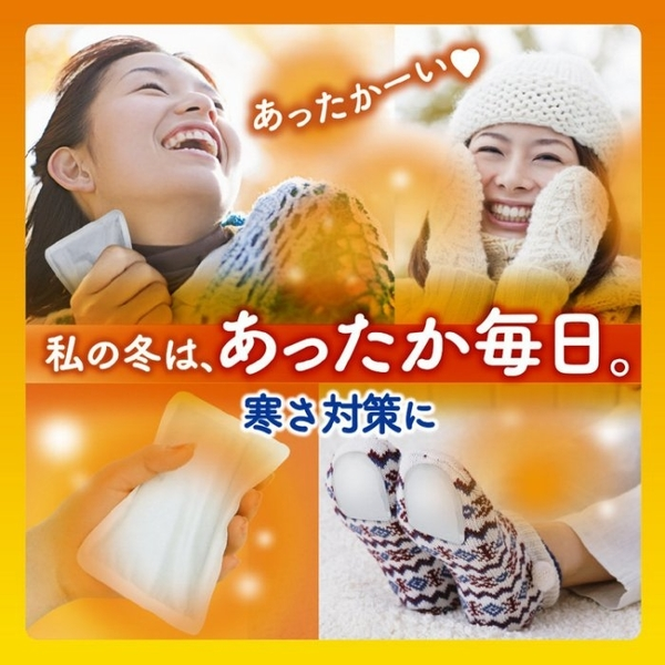 日本【雞仔牌】長效10小時迷你款暖暖包 30貼入