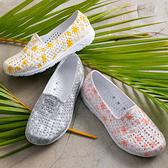 【8款】PONY水鞋 洞洞鞋 水涼鞋 女鞋 EVA軟Q透氣水陸鞋 親子鞋 懶人鞋 L9460 ◆OSOME奧森鞋業