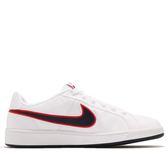 Nike Court Royale Canvas [AA2156-101] 男鞋 運動 休閒 經典 網球 復古 白 黑