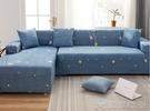沙發保護套 全包萬能套北歐簡約現代客廳通用組合沙發墊巾 俏俏家居