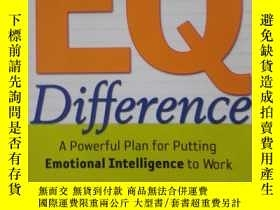 二手書博民逛書店THE罕見EQ Difference: A Powerful P