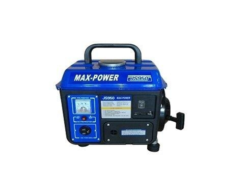 [ 家事達 ] MAX-POWER -- 手提發電機950W/110V  殺很大