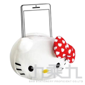 Hello Kitty絨毛公仔手機座