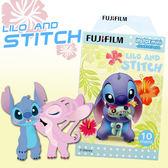 Fujifilm instax mini 史迪奇 拍立得 底片 LILO and Stitch 富士