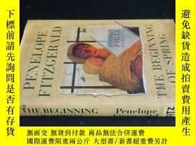 二手書博民逛書店THE罕見BECINNING OF SPRINGY5919 見圖