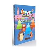 STEAM變形蜂巢紙(1)米米拜訪好朋友故事遊戲書