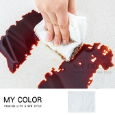 抹布 雙層 廚房抹布 洗碗布 擦手巾 吸水 不掉毛 家用 抗菌 大掃除 竹纖維抹布【H038-3】MY COLOR