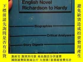 二手書博民逛書店Magill罕見Surveys English Novel Ri