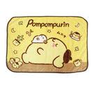 Sanrio  布丁狗輕巧毛毯S(慵懶圓滾滾)★funbox★_84910