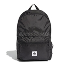 adidas 後背包 Packable BP 黑 白 男女款 可收納 【PUMP306】 ED8013