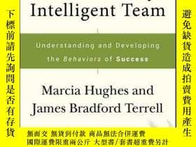 二手書博民逛書店The罕見Emotionally Intelligent Team: Understanding and Deve