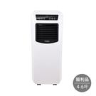 全新福利品【TAIGA 大河】6-8坪 冷專除濕 移動式冷氣空調 11000BTU (439G2)