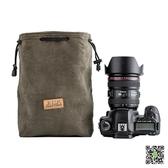 便攜鏡頭保護袋套防塵相機袋佳能m6 200d相機包富士xt20  一件免運