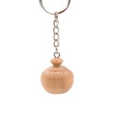 芬多森林|台灣檜木聚寶瓶鑰匙圈,接受檜木聚寶盆鑰匙圈批發,檜木瓶吊飾,高品質雷射雕刻