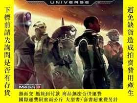 二手書博民逛書店The罕見Art Of The Mass Effect UniverseY255562 Casey Husdo