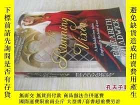 二手書博民逛書店英文原版罕見The Running Vixen (The Wild Hunt )PaperbackY7215