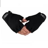 戶外迷彩手套男士半指健身手套運動騎行防滑舒適透氣薄款戰術 聖誕交換禮物