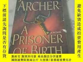 二手書博民逛書店JEFFREY罕見ARCHER A PRISONER OF BI