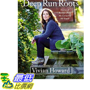 2019 美國得獎書籍 Deep Run Roots: Stories and Recipes from My Corner of the South
