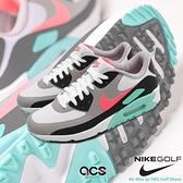 Nike 高爾夫球鞋 Air Max 90 Golf 白 紅 氣墊 經典款 男鞋 復古 【ACS】 CU9978-133