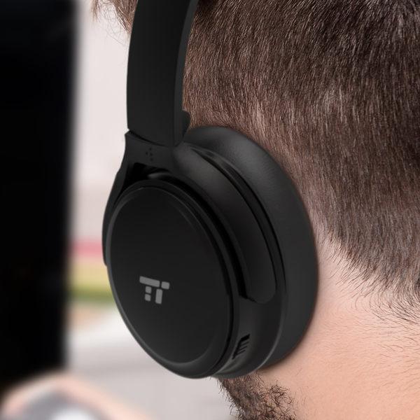 【WitsPer智選家】 TaoTronics TT-BH22 藍芽主動降噪耳罩耳機  降噪耳機 抗噪耳機 耳罩式耳機
