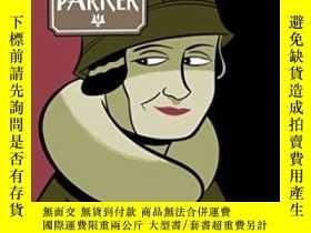 二手書博民逛書店The罕見Portable Dorothy Parker-便攜式桃樂絲帕克Y436638 Dorothy Pa