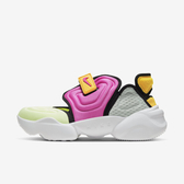 Nike W Aqua Rift [CW7164-700] 女鞋 運動 休閒 涼鞋 忍者 厚底 增高 夏天 穿搭 綠 彩