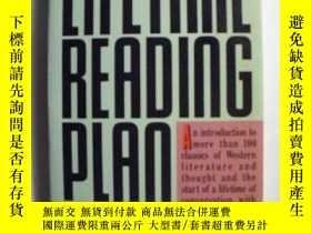 二手書博民逛書店The罕見Lifetime Reading PlanY256260 Clifton Fadiman Harpe