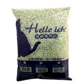 國際貓家HELLOICHI綠茶豆腐砂2.5KG*6包組-箱購