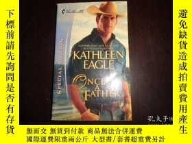 二手書博民逛書店ONCE罕見A FATHER,KATHLEEN EAGLEY19