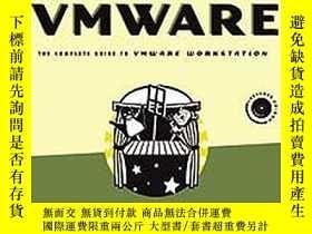 二手書博民逛書店The罕見Book Of VmwareY364682 Brian Ward No Starch Press