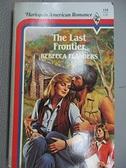 【書寶二手書T4/嗜好_C4Z】The Last Frontier_Rebecca