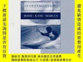 二手書博民逛書店Student罕見Problem Manual For Use With InvestmentsY307751