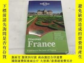 二手書博民逛書店Discover罕見FranceY8204 Discover France Discover France
