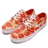 【六折特賣】Nike 滑板鞋 SB ZOOM Stefan Janoski QS Pizza 比薩 男鞋 休閒鞋【PUMP306】 845711-619