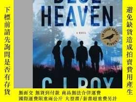 二手書博民逛書店Blue罕見HeavenY256260 C.j. Box Minotaur Books 出版2009