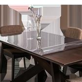 軟塑料玻璃PVC桌布防水防油免洗防燙透明厚茶幾餐桌墊水晶板無味 後街五號