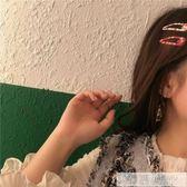 【12只裝】粉色櫻桃發夾甜美BB夾碎發夾劉海夾發卡韓國發飾女頭飾 韓慕精品