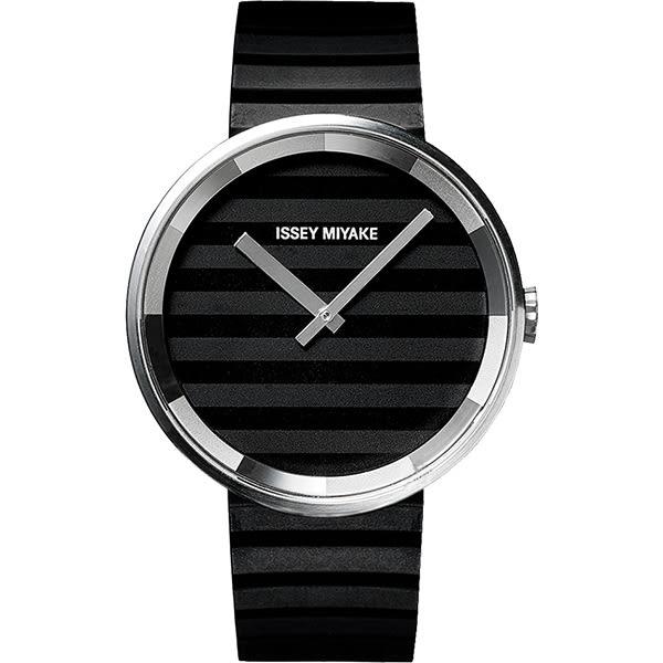 【僾瑪精品】ISSEY MIYAKE 三宅一生PLEASE時裝系列腕錶-40mm/VJ20-0110C(SILAAA01Y)