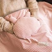 電熱毯 護膝毯小電熱毯蓋腿暖腳神器加熱墊辦公室保取暖坐墊可充電暖身毯-三山一舍