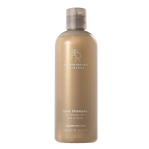 HAPPYRECOME 鉑金光燦髮浴 Platinum Radiance Luxe Hair Care Shampoo 300ml