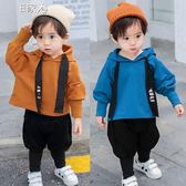 兒童套裝男童秋裝2018新款套裝兒童韓版兩件套女寶寶男小童洋氣潮衣【兩件套】