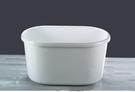 【麗室衛浴】BATHTUB WORLD YG2206 壓克力造型缸 140CM