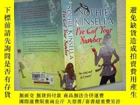 二手書博民逛書店SOPHIE罕見KINSELLA I VE GOT YOUR N