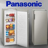 Panasonic 國際牌 170公升直立式無霜冷凍櫃(NR-FZ170A-S)