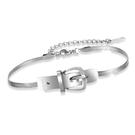 【5折超值價】鈦鋼手鍊創意簡約時尚設計流行款鈦鋼手鍊