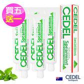 澳洲CEDEL清淨潔白薄荷牙膏110g買五送一