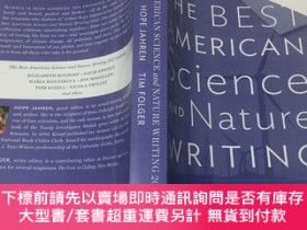 二手書博民逛書店The罕見Best American Science and Nature Writing 2017 (The B