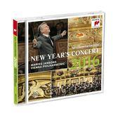 2016維也納新年音樂會 CD (音樂影片購)
