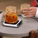 暖小白恒溫55度杯墊USB便攜式智慧三檔加熱杯墊自動斷電發熱杯墊